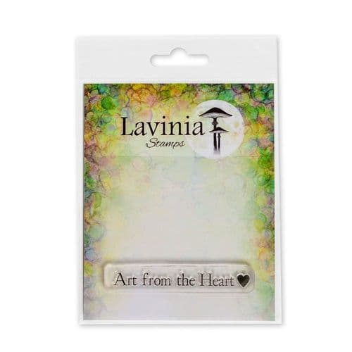 Art From The Heart - Lavinia Stamps (LAV676)